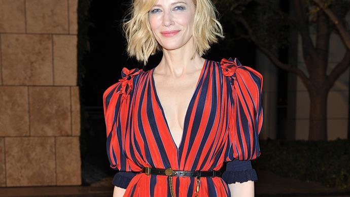 Cate Blanchett 2017 InStyle Awards Speech