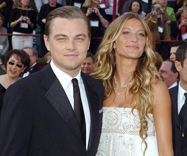 A Comprehensive History Of All oF Leonardo DiCaprio's Girlfriends