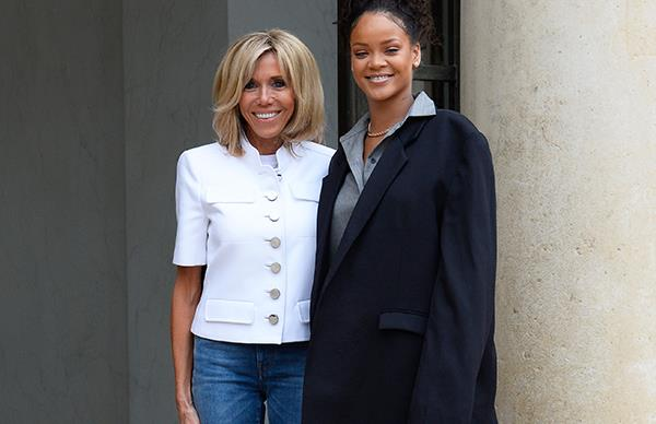 Paris Has Hired A PR Team And Rihanna Is Involved