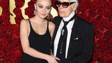 Lily-Rose Depp's First Memory Of Wearing Chanel Was When She Was In Diapers