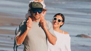 Bradley Cooper, Irina Shayk And Their Baby Had The Cutest Beach Day