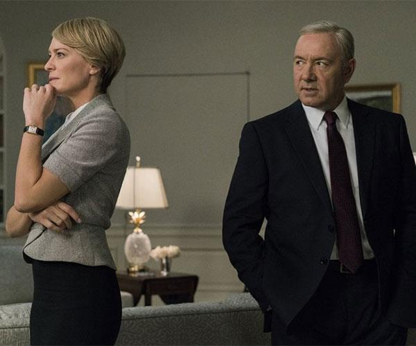 Netflix Cancels House of Cards Amid Kevin Spacey Allegations