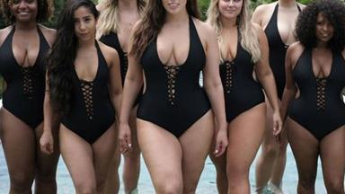 Ashley Graham Celebrates Her 30th Birthday With A New Swim Collection