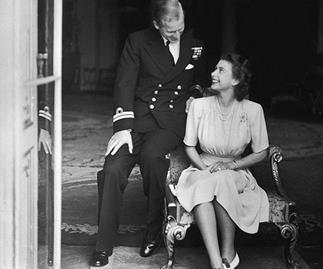 History Behind Queen Elizabeth's Engagement Ring