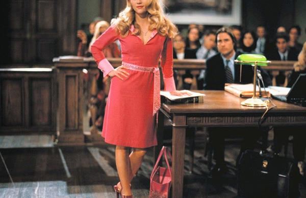 legally blonde inspiration