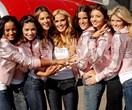 The Best 'Victoria's Secret Angels Boarding Planes!' Photos You've Never Seen