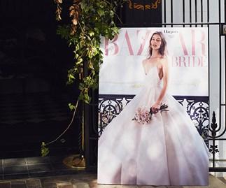 BAZAAR Bride 2017 Launch Event