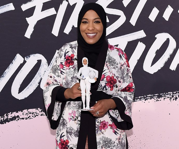 Mattel Created Its First-Ever Hijab-Wearing Barbie To Honour An American Olympian