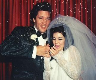 Elvis Presley Priscilla Presley Divorce Papers Auction