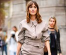 Alexa Chung Just Designed Her First Handbag and It's Gingham, Of Course