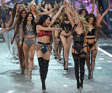Four Victoria's Secret Models May Not Walk In The Show After Being Denied Chinese Visas
