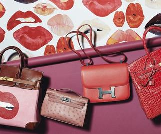 Hermès Birkin Bags Are Going Up for Auction