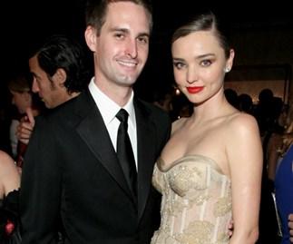 Miranda Kerr Pregnant Second Child Evan Spiegel
