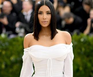 Kim Kardashian Reveals Gender Of Third Child