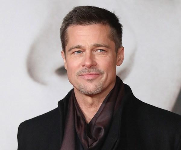 Brad Pitt Allied premiere 2016