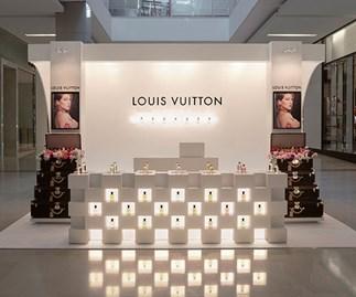 Louis Vuitton Les Parfum Pop Up