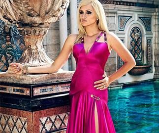 Penelope Cruz Donatella Versace