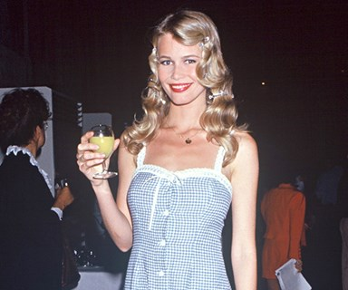 Why We're Taking Summer Fashion Inspiration From '90s Supermodels
