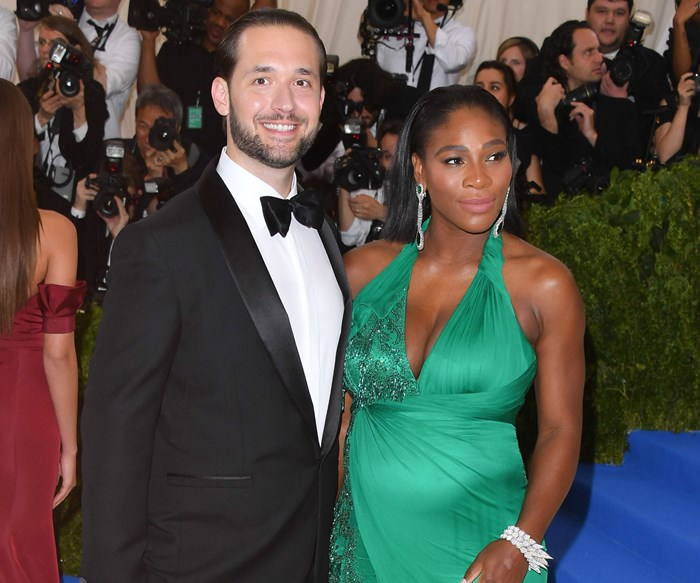 All The Details From Inside Serena Williams' Seriously Extra Wedding
