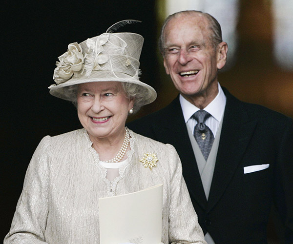 Queen Elizabeth, Prince Phillip celebrate 70th wedding anniversary