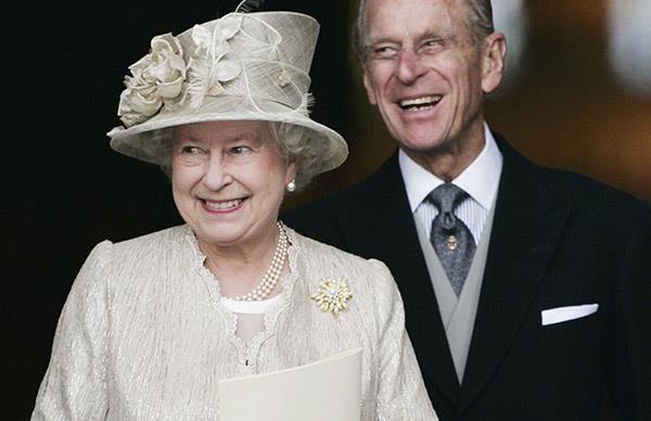 Queen Elizabeth Prince Philip 70th Wedding Anniversary Royal Portrait