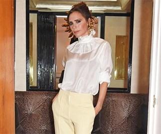 Victoria Beckham Tuxedo Collection