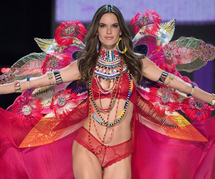 Alessandra Ambrosio Says Goodbye To Victoria's Secret with an Emotional Instagram Post