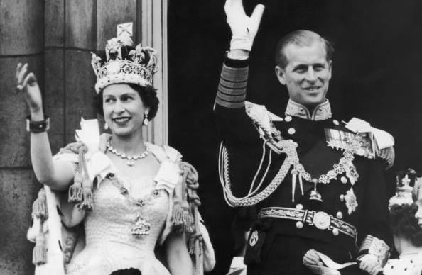 Queen Wedding Anniversary