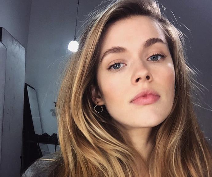 Australian Model Victoria Lee
