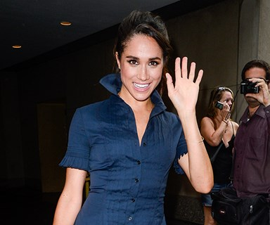 This Is The Wedding Dress Meghan Markle Described As Perfect In Every Way