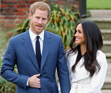 Prince Harry And Meghan Markle's Wedding Location And Date Were Just Announced