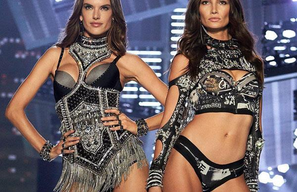 Shop Victoria's Secret X Balmain Collection