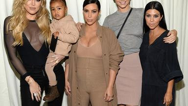 The Kardashians Are Giving Us A Very Different Kind of Christmas Card This Year