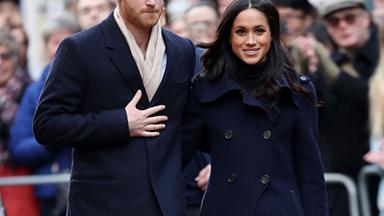 Meghan Markle Channelled Carolyn Bessette-Kennedy at Her First Royal Outing