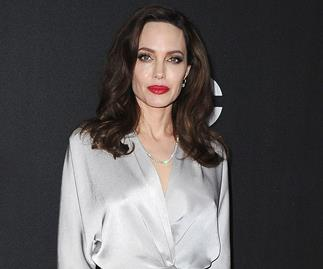 Angelina Jolie Opens Up About Her Split With Brad Pitt And Her Relationship With Her Father