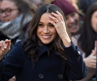 What Meghan Markle's Hair-Touching Habit Says About How She Really Feels