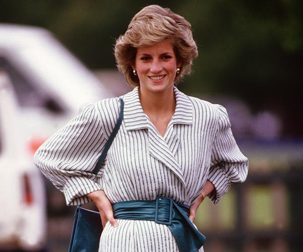 Princess Diana modern fashion