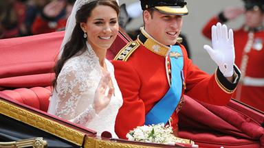 6 Things You Had No Idea Went Wrong At Kate Middleton And Prince William's Wedding