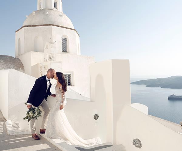 Greek Wedding Inspiration