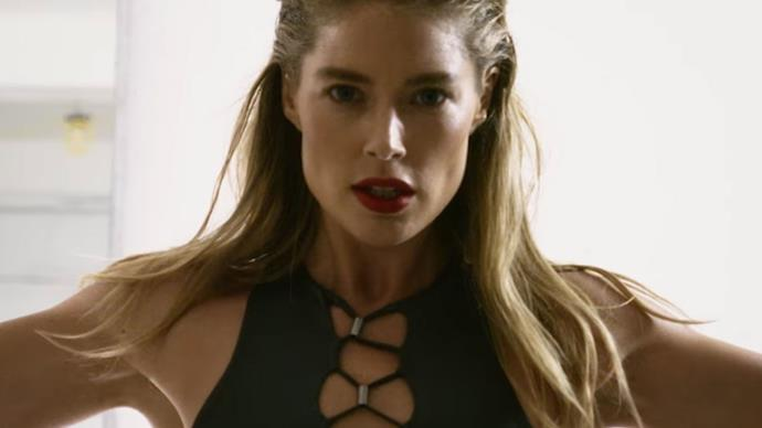 Doutzen Kroes JumpingRope In This Love Magazine Video Is All The #Fitspo You'll Ever Need