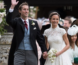 Pippa Middleton wedding.