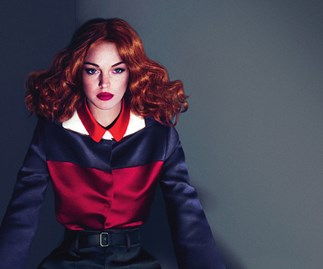 Lindsay Lohan Miu Miu