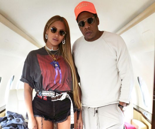 Beyoncé Just Wore A Pair Of $13,000 Boots As Travel Shoes On A Private Plane
