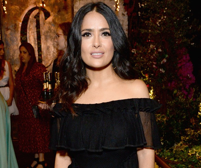Salma Hayek Accuses Harvey Weinstein Of Sexual Harassment And Claims He Threatened To Kill Her