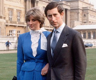royal engagement dress