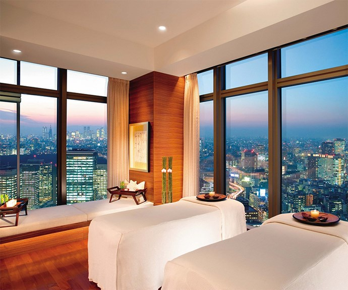 Tokyo spa.