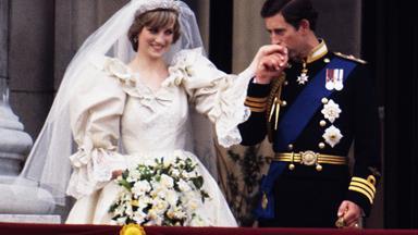 6 Things You Had No Idea Went Wrong At Prince Charles And Diana's Wedding