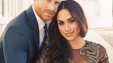 Meghan Markle and Prince Harry's Official Engagement Pictures Are Finally Here