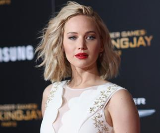 Jennifer Lawrence Spent Christmas Eve At A Children's Hospital For The Fifth Year In A Row