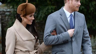 Prince Harry Gushes About Meghan Markle's First Christmas With The Royal Family